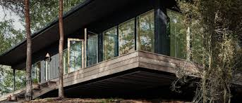 104 Small Footprint Family Lakeside Cabin In Finnish Pine Woods Digsdigs