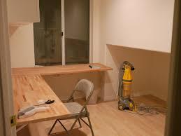 Linnmon Corner Desk Dimensions by Diy Floating Desk Ikea Best Home Furniture Decoration