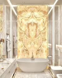 königliches badezimmer gold weiß badezimmer umgestalten
