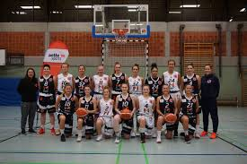 2 Bundesliga Damen ASC Theresianum Mainz Basketball