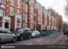 100 Kensington Church London March 2018 Traditional Brick Houses Sheffield Terrace