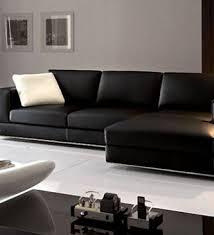 Living Room Decorating Ideas Black Leather Sofa home furniture modern black leather sofa design sofa black
