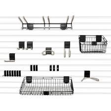 Suncast Cascade Shed Home Depot by Suncast Slatwall Panels U0026 Accessories Wall Organization The