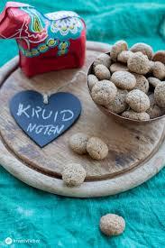 niederländische kruidnoten selbermachen rezeptidee