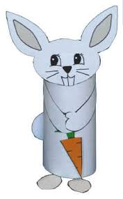 DLTKs Crafts For Kids Toilet Paper Roll Animal