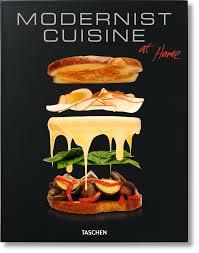 modernist cuisine at home taschen books