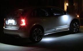 2000 2017 ford drive bright led puddle light kit trax 4 fl