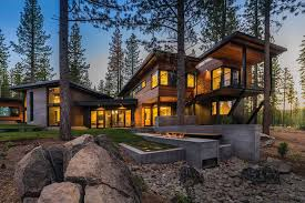 100 Prefab Contemporary Homes Fabulous Prefabricated Mountain Modern Home On Lake Tahoe
