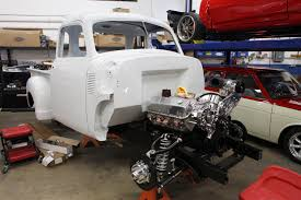 1951 Chevy Truck - MetalWorks Classics Auto Restoration & Speed Shop