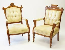 Eastlake His And Hers Chairs (#1133) John Mark Power Antiques Conservator Pressed Back Rocking Antique Eastlake Chair In Eastern African Fabric At 1stdibs Leather Vintage Wingback Brass Nailhead Trim Signed Hickory 31240 Alcott Hill Manual Glider Recliner Accent Victorian Country French Carved Large 29535 Reupholster A From The Bones Up 11 Steps With Pictures Dayton Transitional Tuxedo Armchair By Crown Household Fniture Chairs Doggie Chairs Upscale Handles Chalk Paint Seating Gray Farmhouse High Side