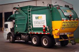 100 Garbage Trucks In Action Waste Management CEO Why Waste Is A Great Business To Be TheStreet