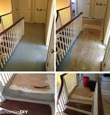 Long Floor Staple Remover by Upstairs Hallway 1 Installing Hardwood Floors