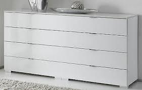 staud sonate schlafzimmer kommode sideboard weiss mit schubladen mehr farben