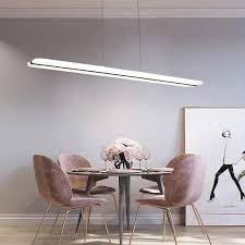 32w pendelleuchte modern acryl led esstisch deckenleuchte deckenle mit dimmbar modern hängele kronleuchter fernbedienung für restaurant büro