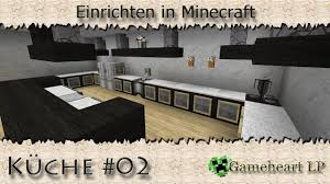 minecraft küche 02 einrichten in minecraft