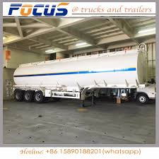 100 Semi Truck Tires For Sale HOWO Sinotruck Carbon Steel Crude Oil Tanker Trailer For
