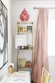 Gold And White Blackout Curtains by Best 25 Pink Curtains Ideas On Pinterest Blush Curtains Blush