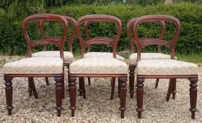 100 Dining Chairs Country English Style Chair Old Fashioned Kitchen Antique Carver