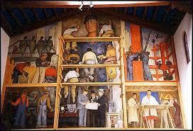 san francisco diego rivera murals history