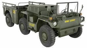 100 6x6 Military Trucks For Sale Vietnam War Era USMC M561 Gama Goat Amphibious Cargo Truck