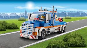 100 Lego City Tow Truck 60056 LEGO Sets LEGOcom For Kids MY