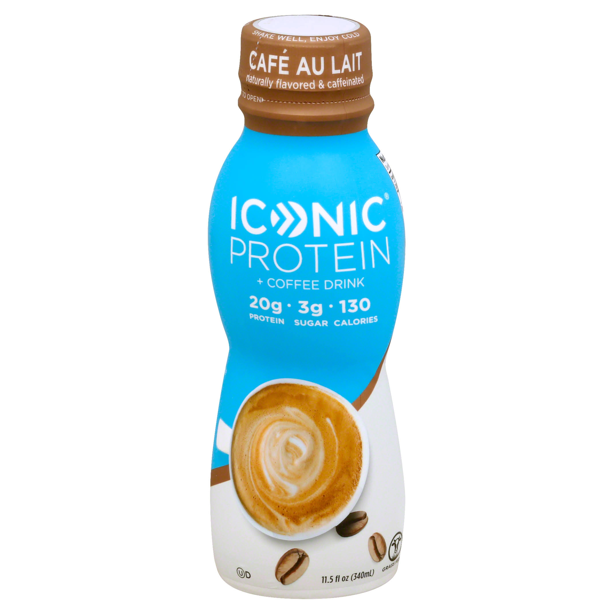 Iconic Protein Coffee Drink - 340ml