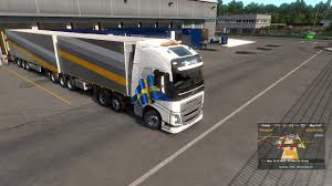 100 Euro Truck Simulator 2 V13 Trailer Ownership Update BDouble