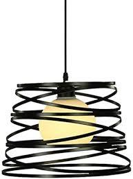 ffljt chandelier moderne einfache black