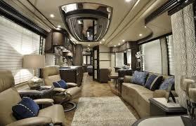 3b Most Expensive Motorhomes Prevost H3 45 VIP Interior