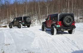 Tire Test: BFGoodrich KO2 In The Snowy Hills Of Maine