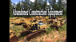 Construction Videos - Old Abandoned Construction Equipment 2016 ... Old Abandoned Rusty Truck Editorial Stock Photo Image Of Vehicle Stock Photo Underworld1 134828550 Abandoned Rusty Frame A Truck In Forest Next To Road Head Axel Fender 48921598 And Pickup Retro Style Blood Brothers With Kendra Rae Hite Youtube Free Images Farm Wheel Old Transportation Transport In The Winter Picture And At Field Zambians Countryside Wallpaper Rust Canada Nikon Alberta Vintage Serbian Mountain Village Editorial