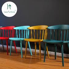 louis mode warten stühle farbige freizeit armlehne rückenlehne designer esszimmer moderne minimalistischen kaffee western restaurant rest