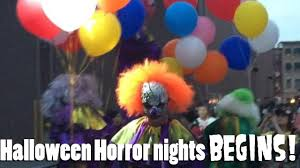 Best 25 Halloween Horror Nights by The First Day Of Halloween Horror Nights 2017 Usj Hhn Youtube