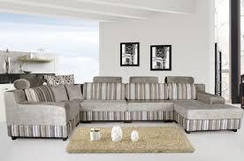 Living Room Sofa Set Wool Carpet Cushions Frame Window Amazing