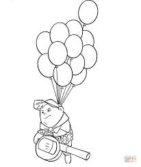 Russell On The Balloons