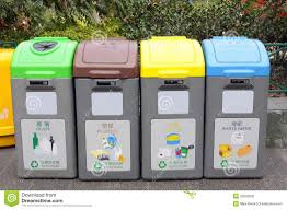 100 Conex Housing Recycle Bins Stock Of Reusing Glass Blue Containers For Home Sea