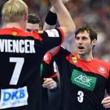 HandballWMLiveticker Deutschland Vs Brasilien SPIEGEL ONLINE