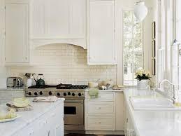 Subway Tile Backsplash For Kitchen Subway Tile Kitchen Backsplash