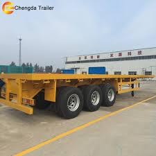 China 3 Axles 40FT Flatbed Container Semi Truck Trailer For Sale ... Chevrolet Flatbed Trucks In Kansas For Sale Used On Used 2011 Intertional 4400 Flatbed Truck For Sale In New New 2017 Ram 3500 Crew Cab In Braunfels Tx Bradford Built Work Bed 2004 Freightliner Ms 6356 Norstar Sr Flat Bed Uk Ford F100 Custom Awesome Dodge For Texas 7th And Pattison Trucks F550 Super Duty Xlt With A Jerr Dan 19 Steel 6 Ton