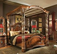 Twin Canopy Bed Curtains by Download Four Poster Bed Canopy Widaus Home Design Regarding