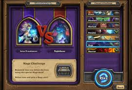 Priest Deck Hearthstone Basic by One Night In Karazhan Class Challenges Hearthstone Wiki