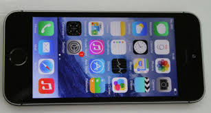 Apple iPhone 5S 16GB Space Gray T Mobile NE296LL Under