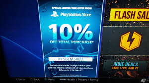 Ps3 Store Discount Codes - Brand Store Deals