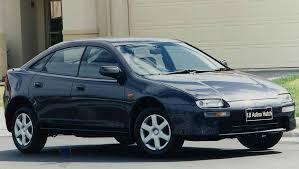Used Mazda 323 review 1994 2003