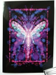 karten einladungen moth design greetings card a6 möbel