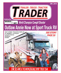 100 Sport Truck Rv Trailer Tractor Trader January 2018 By Bridle Bit Issuu