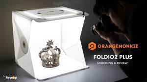 100 Studio Tent Foldio2 Plus Unboxing And Review Allinone Portable Light