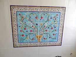 decorative wall tile murals 7313