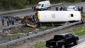 School Bus In Deadly NJ Crash Missed Exit, Made U-Turn: Sources ... Napa Ca Injuries And Damage Sustained In Crash On Highway 128 At Truck Accident Attorneys Spartanburg Holland Usry Pa Man Dies Crash Between Vehicle Fedex Truck I880 Oakland Sthbound 101 Reopens After Fatal San Jose Cbs Accident Youtube Slime Eels Explode Bizarre Traffic Lawyer Rendo Beach Big Rig South Bay Attorney Semitruck Dolman Law Group Concrete Pump Accidents Austin Tx Cstruction Injury Ambulance Fire Royaltyfree Video Stock Footage Update Victims Of Fatal 11 Identified Woman The N1 Is Now Open Following Hror Review