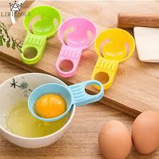 tamiser cuisine 4 pcs oeuf séparateur blanc yolk tamiser accueil cuisine chef à